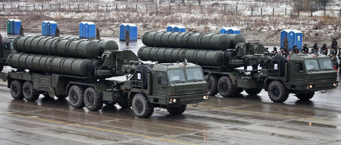 The S-400: Russia's Winner
