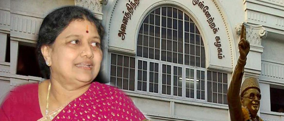 VK Sasikala convicted