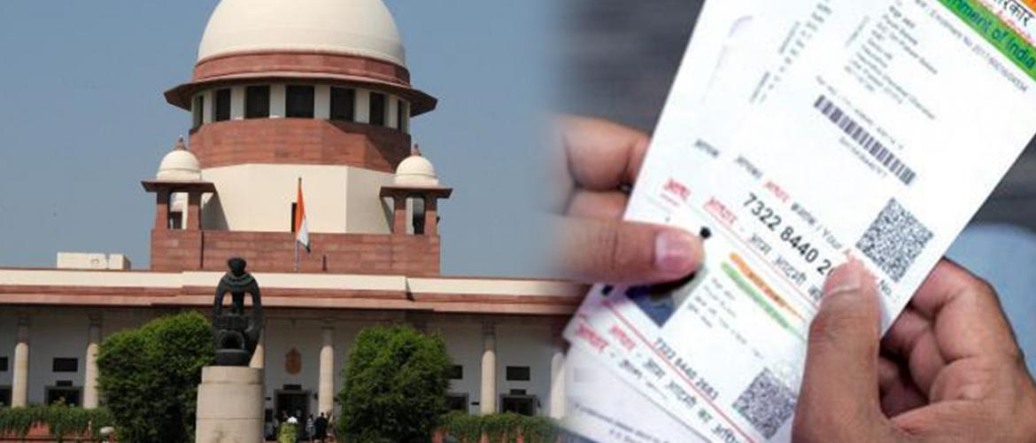 Aadhaar and its History with contempt of court