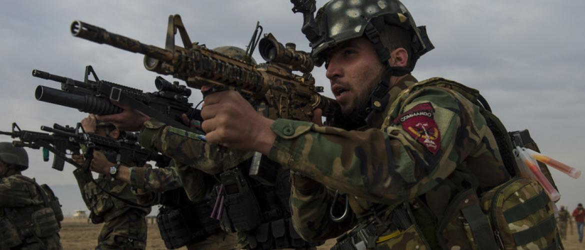 The Future of Security : Afghanistan