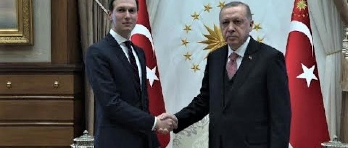 Jared Kushner meets Erdogan