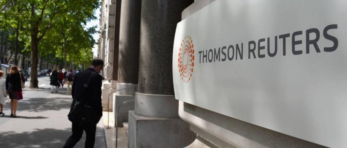 Thomson Reuters to axe 12% of workforce