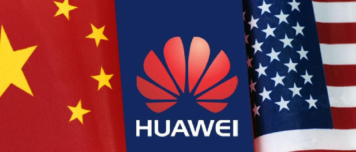 Huawei- Caught in the Cross Fire