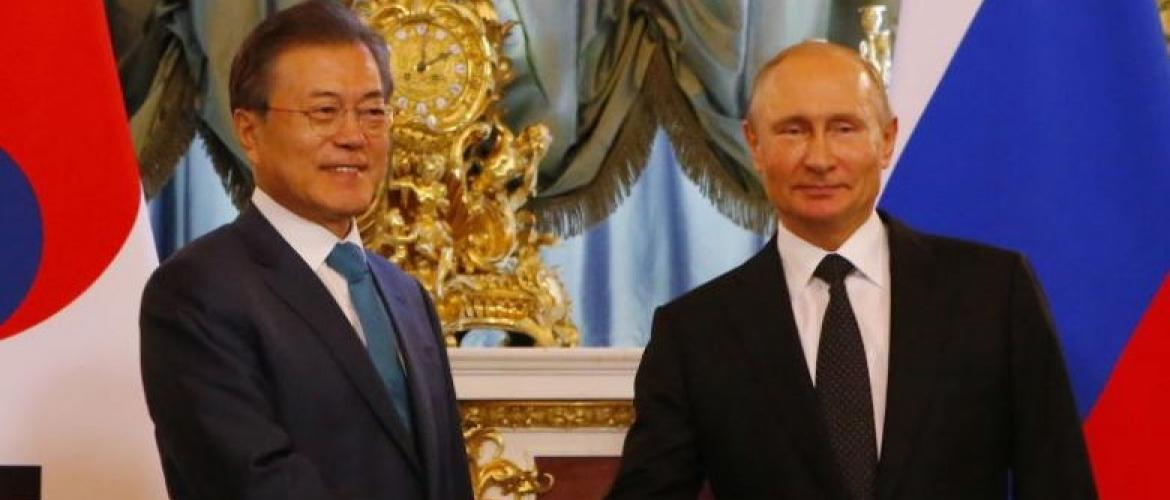 Russia may start trade talks with Seoul