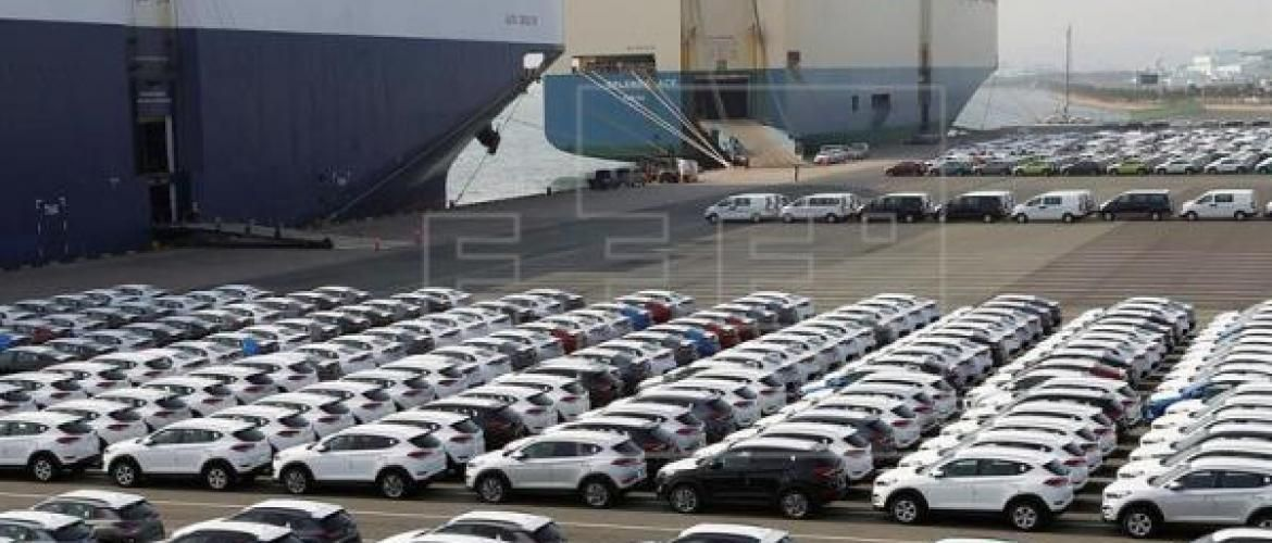 EU threatened with 20% car import tariffs