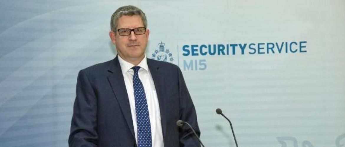 MI5 Chief speaks against Russia