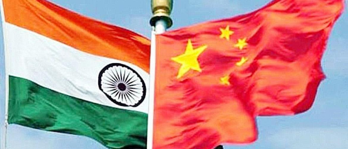 Another India-China stand off?