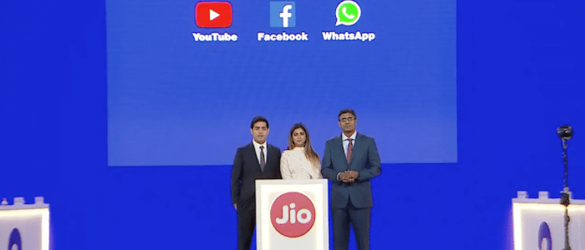 WhatsApp working with Reliance Jio to stop fake news