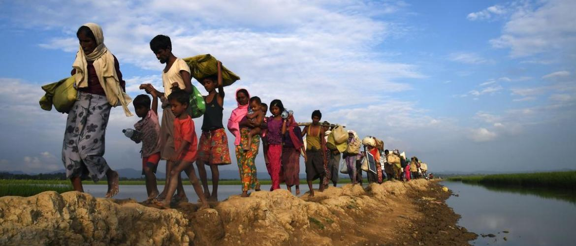 ICC may prosecute Myanmar