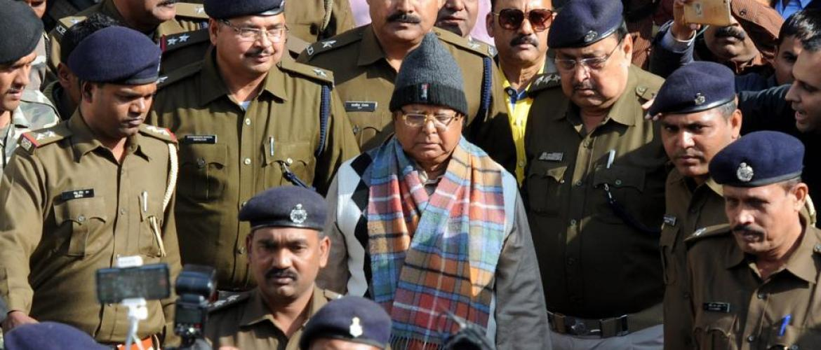 Fodder scam: Game over for Lalu Yadav?