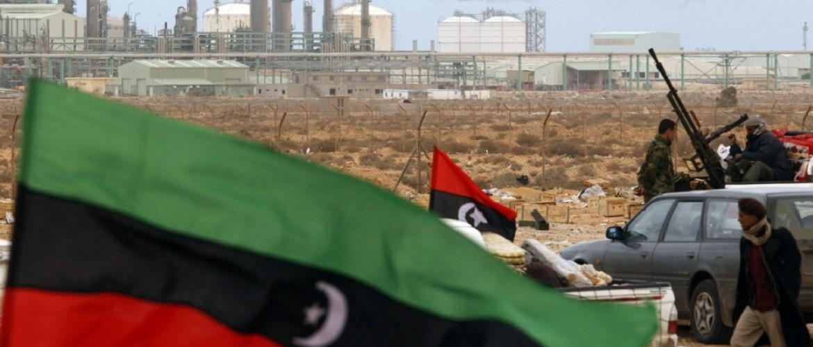 Reopened Libyan Oil Terminals Trigger Price Decline