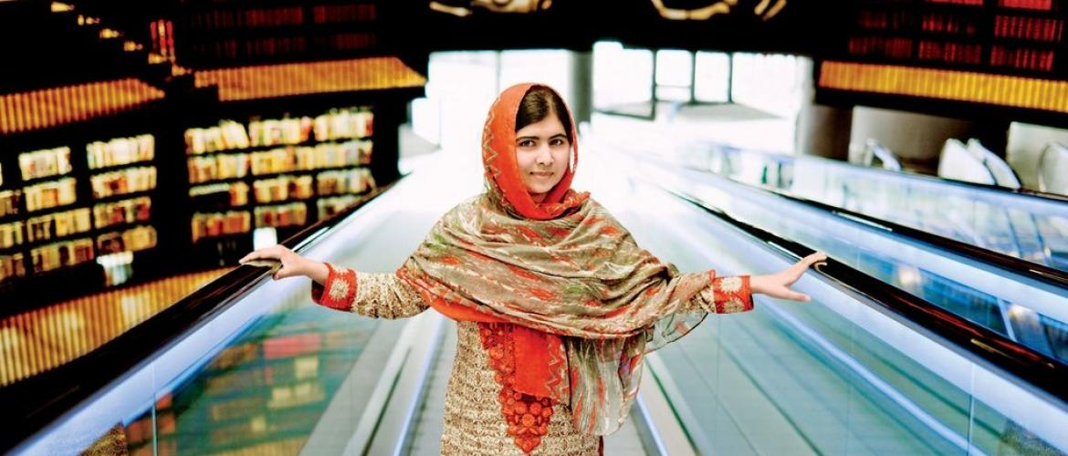 Malala is Oxford bound