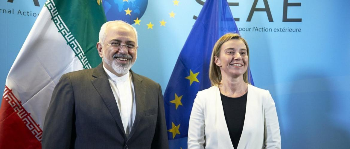 Iran turns to Europe