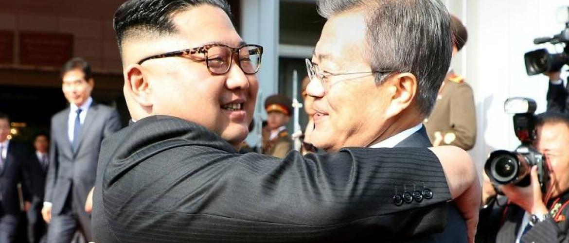 Koreas gear up for summit