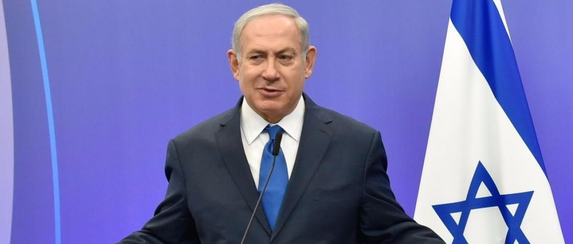 Netanyahu sends Iran a warning