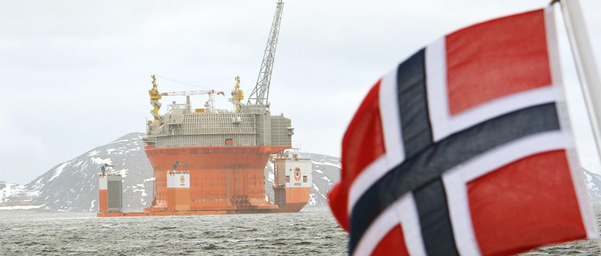 Oil Price Fluctuates After Norway Strike