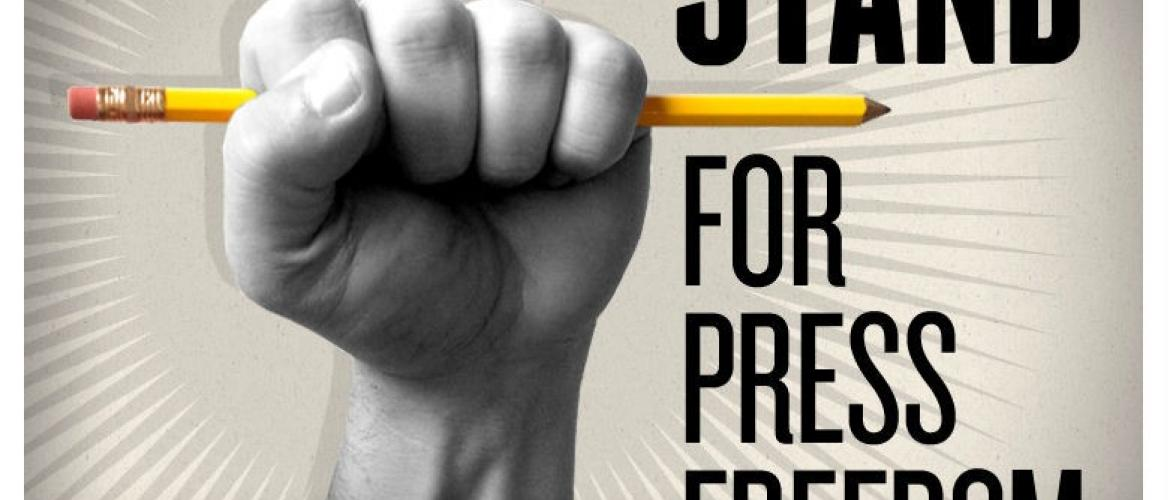 Freedom of press threatened