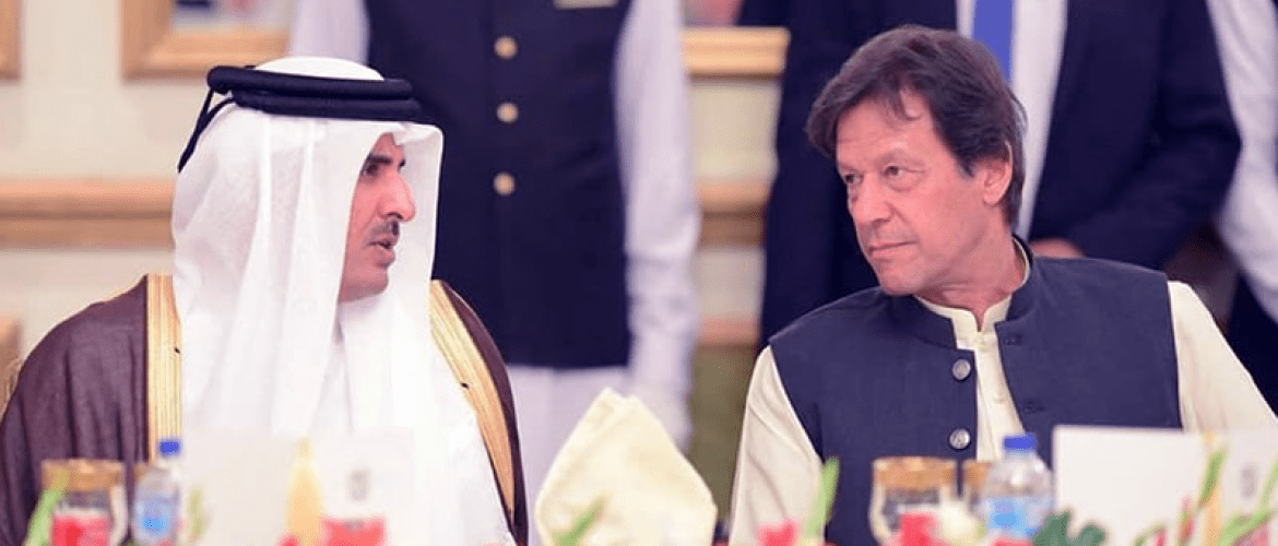 Qatar offers a bailout to Pakistan