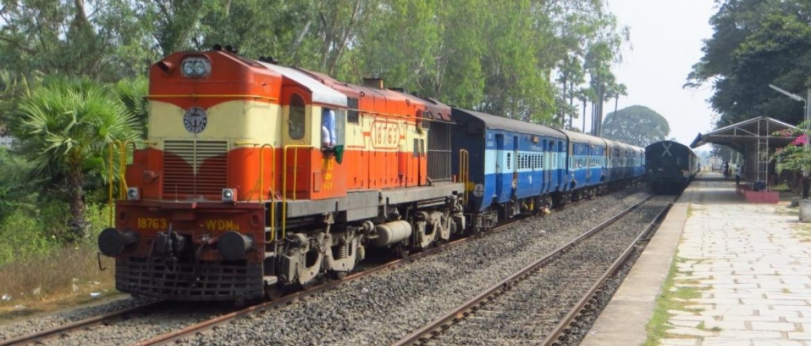 Dividend transfer from the Railways