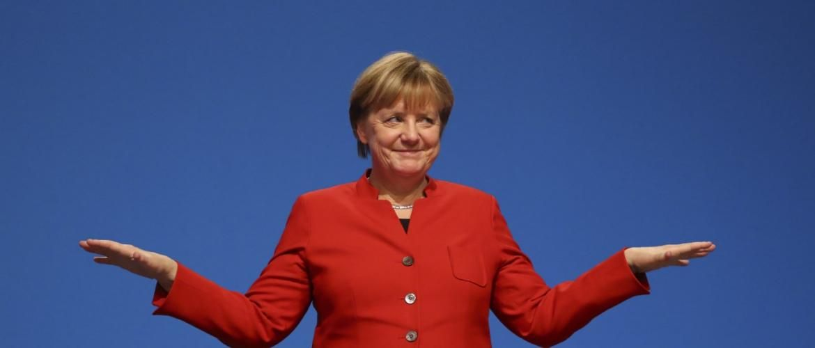 Angela – the great leader