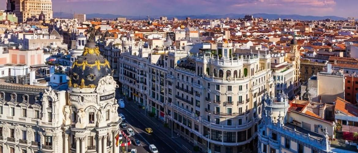Tourism rises in Spain