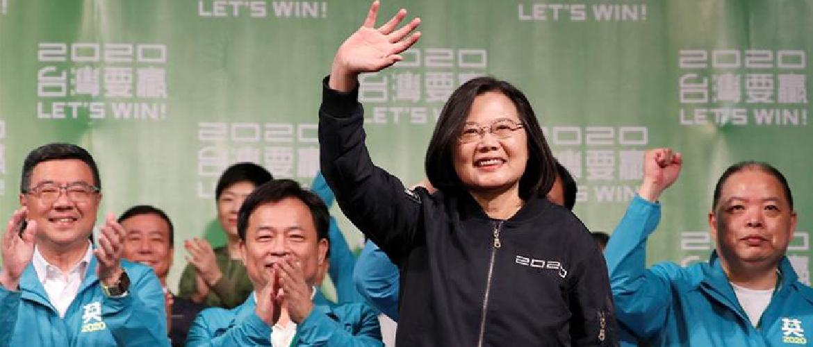 Taiwan Election- Dignity or Freedom