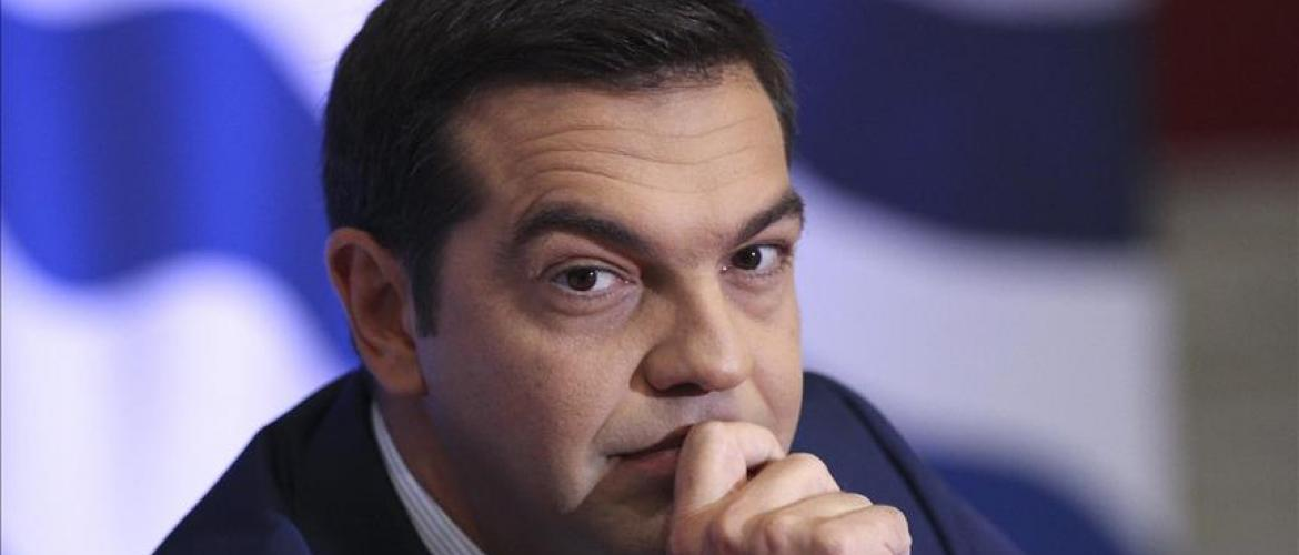 Greek PM Assumes Responsibility for Wildfire