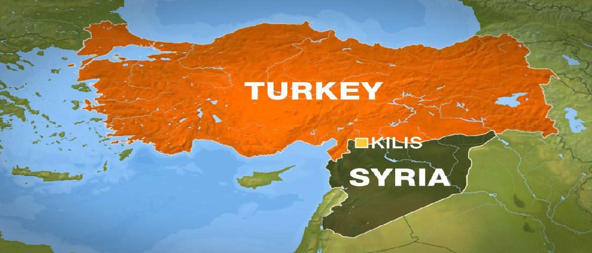Turkey & Syria: Gathering War Clouds