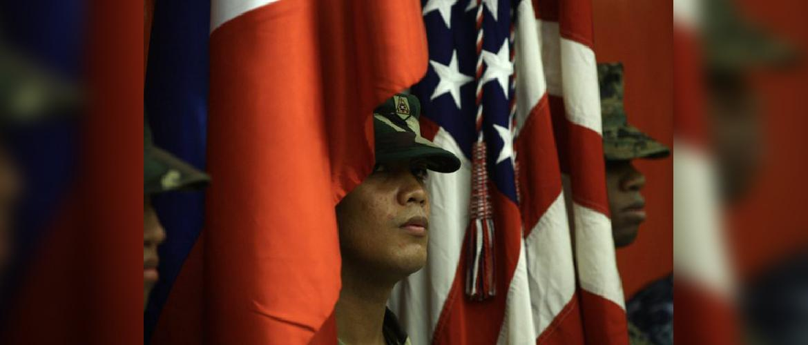 US-Philippines Defence Ties – Pulling Apart