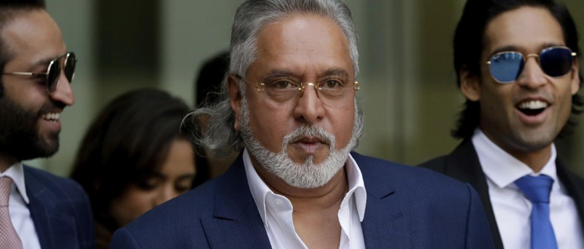 Mallya arrested, again