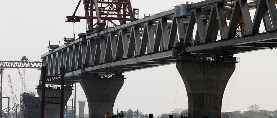 Chinese investment in Bangladesh makes India uneasy