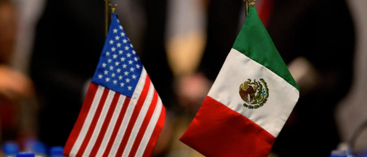 Mexico-US improve customs, border cooperation