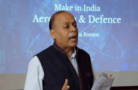 Synergia Forum: 'Make in India: Aerospace and Defence II', March 2019