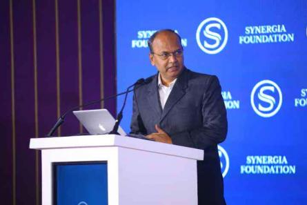 Synergia Conclave 2019: Future & Security: Beyond the Curve