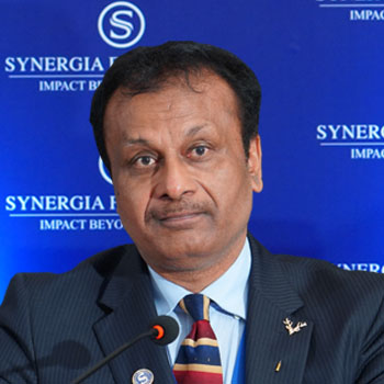 Ajay Goel  , Former Managing Director for Symantec Corporation & Country Director of Sun Microsystems