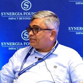 Krishnakumar Natarajan, Co-founder, CEO and Managing Director of Mindtree