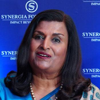 Latha Reddy , Former Deputy National Security Advisor, GoI