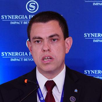 Silvino Schlickmann Junior, Director – Cyber Crime Directorate
